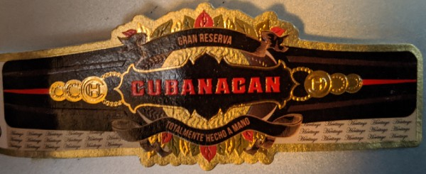 Cubanacan Label